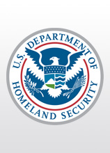 Emblem of Department of Homeland Security