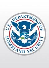Emblem of Department of Homeland Security