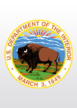 Emblem of Department of Interior