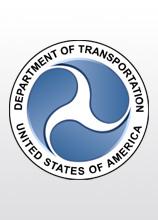 Emblem of Department of Transportation