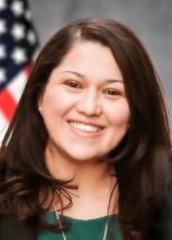 Headshot of Carmen Garcia