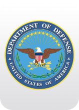 Emblem of Department of Defense