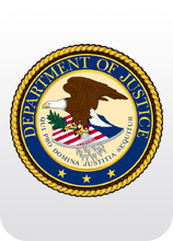 Emblem of Department of Justice