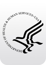 Emblem of Department of Health and Human Services